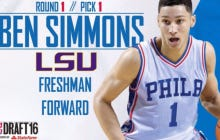 It's Official: Ben Simmons Is A Sixer