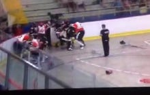 Jr. B Box Lacrosse Fight Is Yet Another Example Of Why Box Lacrosse Needs To Take Off In America