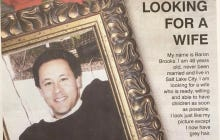 How About This Ungrateful 48-Year-Old Son Whose Dad Surprised Him With A Newspaper Ad Searching For A Wife?