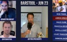 Barstool Rundown June 23, 2016