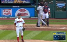 Trevor Bauer's Reaction To Striking Out Logan Forsythe Is Great