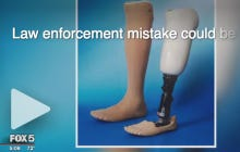 Man Had His Ankle Bracelet Put On His Prosthetic Leg, So He Just Took Off His Leg And Went To Murder Someone