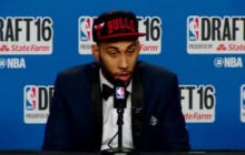 None Of The Current Bulls Players Have Reached Out To Denzel Valentine Yet