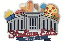 Stadium Eats With JJ And Mariano Rivera And CC Sabathia: Yankees Steakhouse