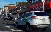 Dude Runs into Traffic In Mattapan,  Gets Launched To the Moon and Walks Away