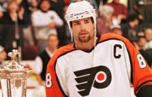Eric Lindros Will Finally Get His Place In The Hockey Hall Of Fame