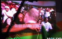 White Guy Proposing To His Girlfriend at the BET Celebrity Basketball Game Has Got To Be The Most Outrageous Proposal Of 2016
