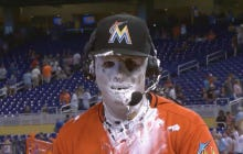 Martin Prado's Postgame Interview Is The Definition Of Nightmare Fuel