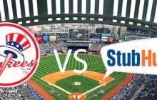 Yankees Settle With StubHub For $100M