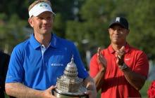 Former U.S. Navy Lieutenant Billy Hurley III Wins First PGA Tour Event