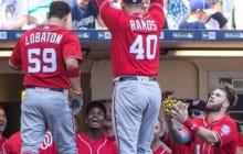 Nationals Stop 7-Game Skid; Prepare for Series Vs. Mets