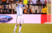 Lionel Messi Is Quitting The Argentina National Team, Obviously Not As Mentally Tough As A Hockey Player
