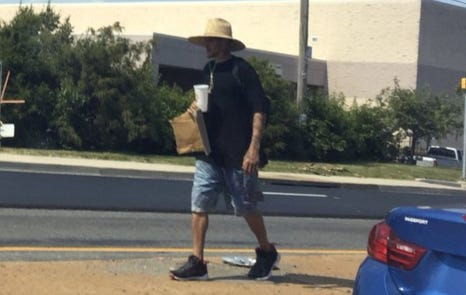 Delonte West Is Currently Begging For Money On The Streets In Maryland
