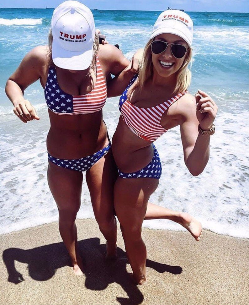 #TrumpGirlsBreakTheInternet Trended Yesterday And Produced Fantastic Results