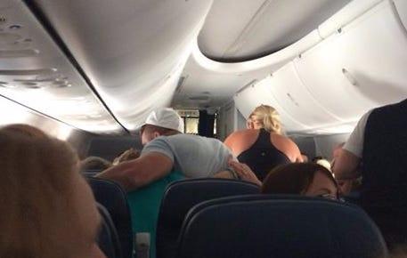 Lord and Savior Tim Tebow Saves A Man's Life On Airplane