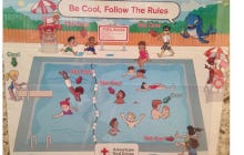 The Red Cross Had To Apologize And Remove This Poster Because It Was Deemed Racist