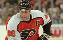 Eric Lindros Will Be Inducted Into The NHL Hall Of Fame