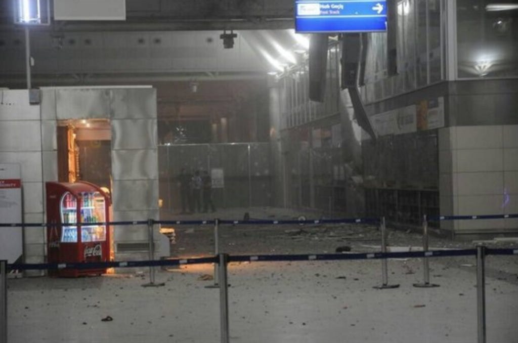 Terror At Istanbul's Ataturk Airport Claims 41 Lives, Injures Over 239 as Officials Suspect ISIS