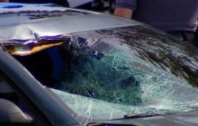 Drunk California Woman Drove Nearly A Mile With Victim Lodged Into Windshield