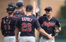The Cleveland Indians Have Won 10 Straight Games
