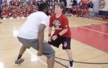 James Harden Put A Kid At His Basketball Camp In A Bodybag With A Vicious Trick Move