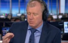 You Can See The Moment Where This English Soccer Commentator's Heart Breaks