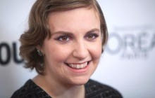 "Lena Dunham Says Kanye's Video For ""Famous"" Made Her Feel Sad And Unsafe"