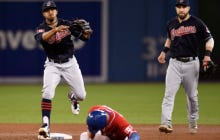 The Indians Beat The Blue Jays Tonight In A 19 Inning Marathon To Win Their 14th Game In A Row