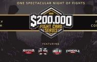 Win Your Share Of $100,000 With The DraftKings 200 Fight Card Series
