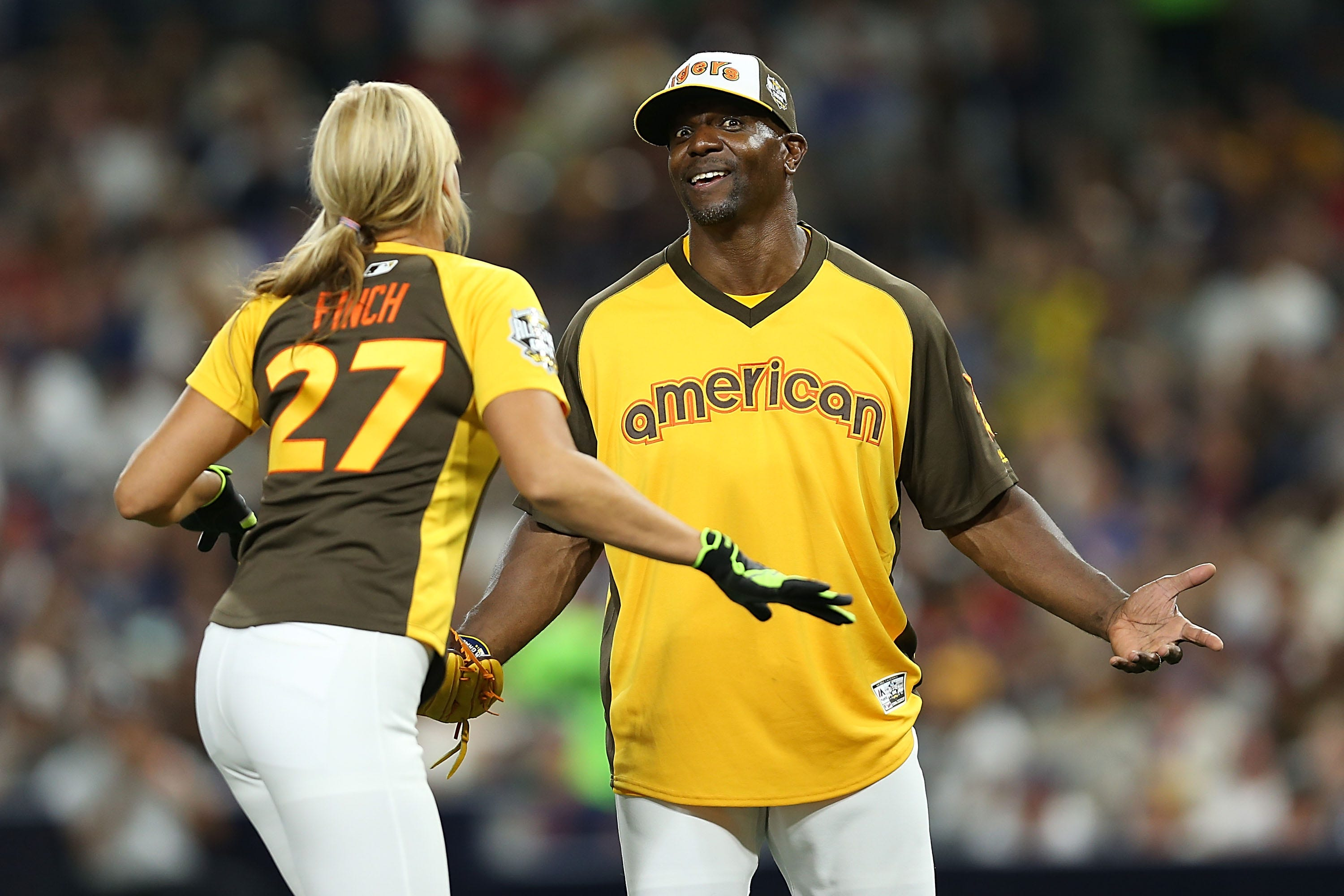 MLB 2016 All Star Legends And Celebrity Softball Game