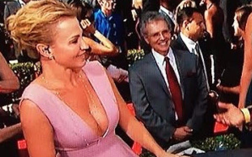 michelle beadle slaughtered the espys red carpet   barstool sports