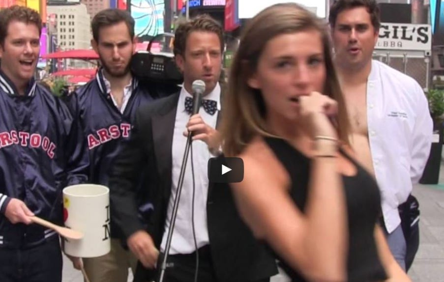 Emergency Press Conference – Introducing the New CEO of Barstool Sports