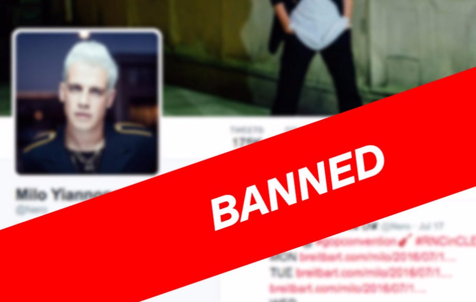 Twitter Bans Mega Troll Milo After He Urged His Fans To Attack Leslie Jones