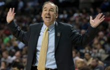 Coach Lonergan at GW Is Allegedly Going Crazy, Including Telling Players The AD Jerks Off To Their Practice Tape