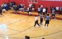 NSFW – Coach K Used The F Word In Team USA Practice