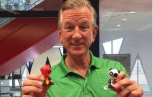 Tommy Tuberville Connects With Recruits, Catches All The Pokemons