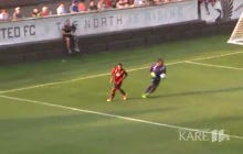 Minnesota United FC Goalkeeper Checking In With An Own Goal For The Ages