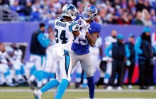 Josh Norman Has Successfully Set Up A Brand New Home In Odell Beckham's Head