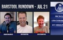 Barstool Rundown July 21, 2016