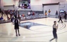 Top Recruit Rips The Damn Rim Off The Backboard In AAU Game, Shatters Backboard Into A Jillion Pieces