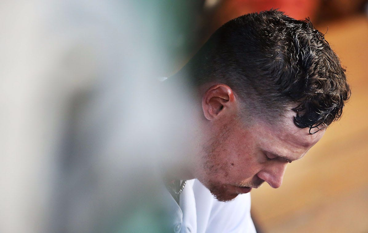 It Sounds Like Clay Buchholz's Days In Boston Are Numbered, And He Knows It