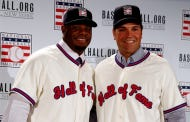 Ken Griffey Jr. And Mike Piazza Hall Of Fame Career Tributes Taking Us Into The Weekend