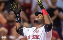 David Ortiz And The Red Sox Beat The Bag Out Of The Minnesota Twins