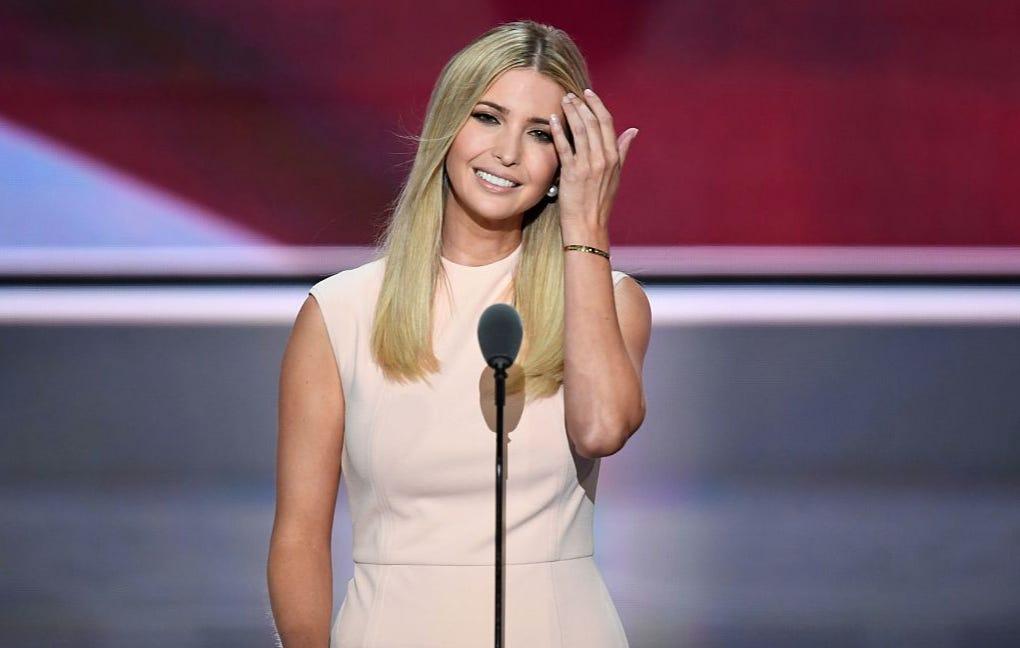 Ivanka Trump For President