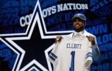 Ezekiel Elliott's Ex-GF Accuses Him Of Domestic Violence…Welcome To The Cowboys, Zeke!