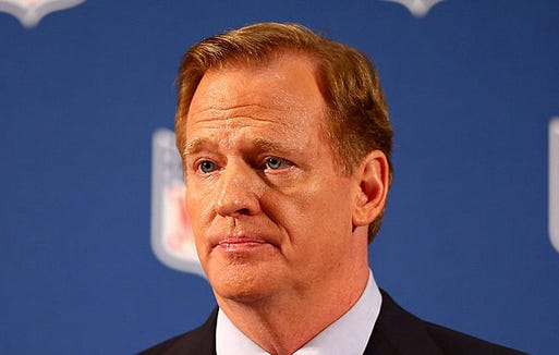 Roger Goodell Went To A Virtual Reality Lab At Stanford To Learn About Empathy