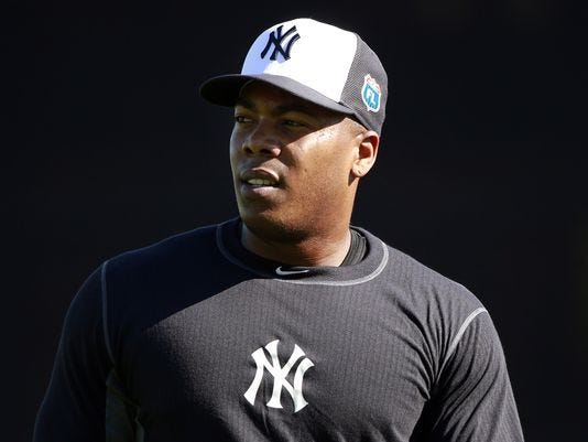 Reports: Aroldis Chapman Has been Traded For Gleyber Torres
