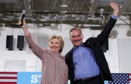 First Strike For VP Nominee Kaine – Mizzou Grad Who Roots For Kansas Hoops
