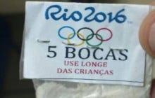 Rio Cocaine Dealers Understand The Importance Of #Branding