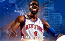 Amar'e Stoudemire Retired From The NBA As A New York Knick